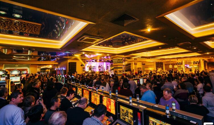 казино в игорной зоне